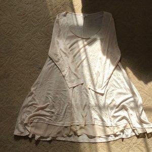 Cream tunic
